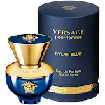 Versace Pour Femme Dylan Blue by Versace, 3.4 oz EDP Spray for Women