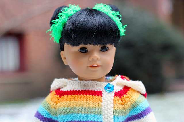Rainbow Spirit Sweater