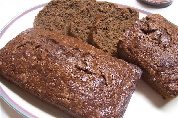 Chocolate Zucchini Bread. Photo by HeatherFeather