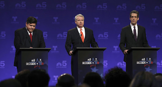 Insurgents jolt Illinois governor's race - POLITICO