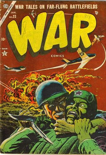 (1954) War 23