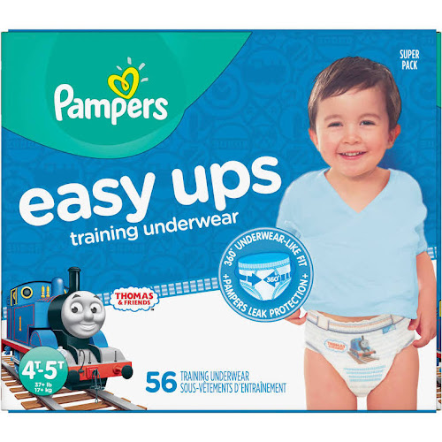 pampers boy