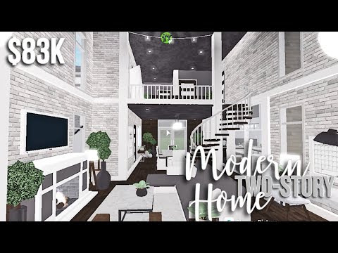 Roblox Bloxburg 2 Story House 70k Build How To Get Free Robux