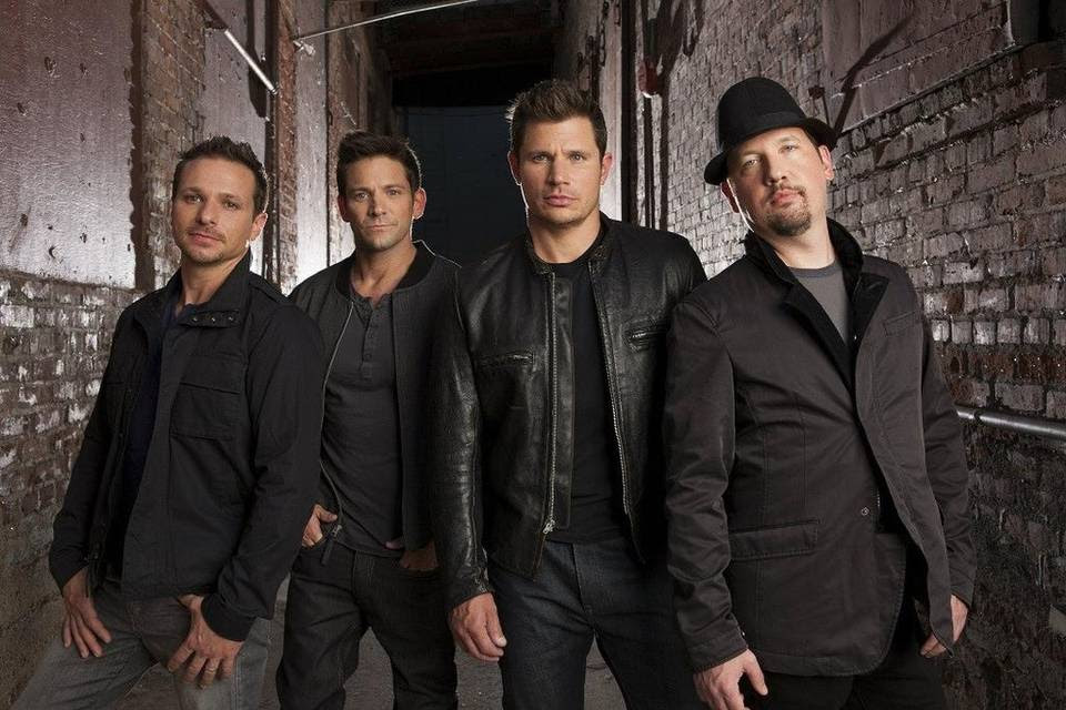 98 Degrees will kick off its national tour on Friday, July 8, at Hartman Arena in Park City.