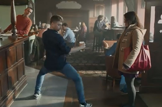 Video: twerking Davey recruitment site ad starring River City star goes viral