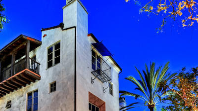 Home of the Week: Spanish Revival-style villas in West Hollywood