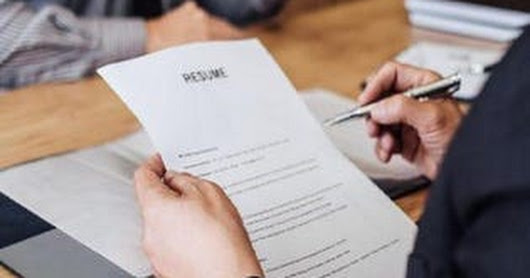 Resume Rules: Why There Is No Such Thing