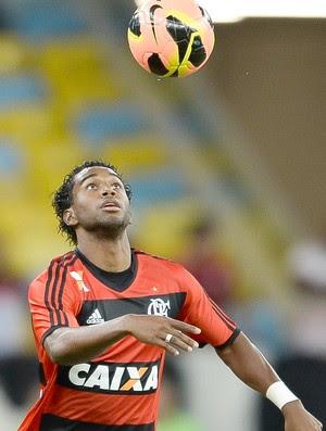 Luiz Antônio Flamengo Olhando pra bola (Foto: Getty Images)