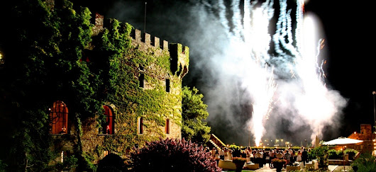 Wedding In A Castle In Tuscany