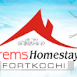 Prems Homestay - Affordable homely stay at Fort Cochin, the heritage tourist destination of Kerala