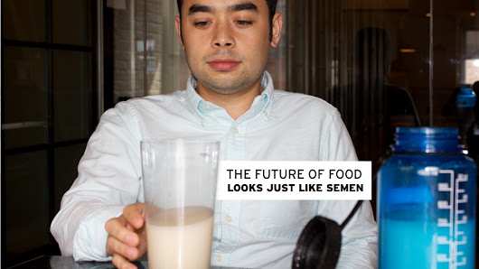 We Drank Soylent, The Weird Food of The Future