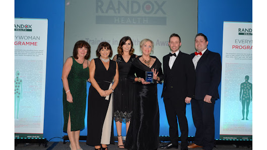 Health Matters Awarded Training in Healthcare Award | Newry | Belfast