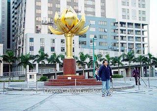 Golden Lotus Square, Macau