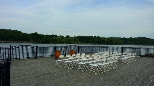Wedding Season Begins – Historic Catskill Point