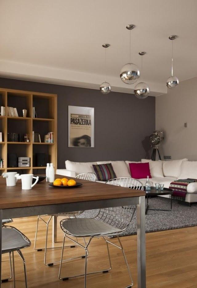 29 Ideen fürs Wohnzimmer streichen - Tipps und Beispiele