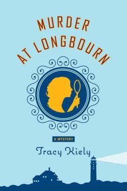 Murder at Longbourn (Elizabeth Parker Series #1)