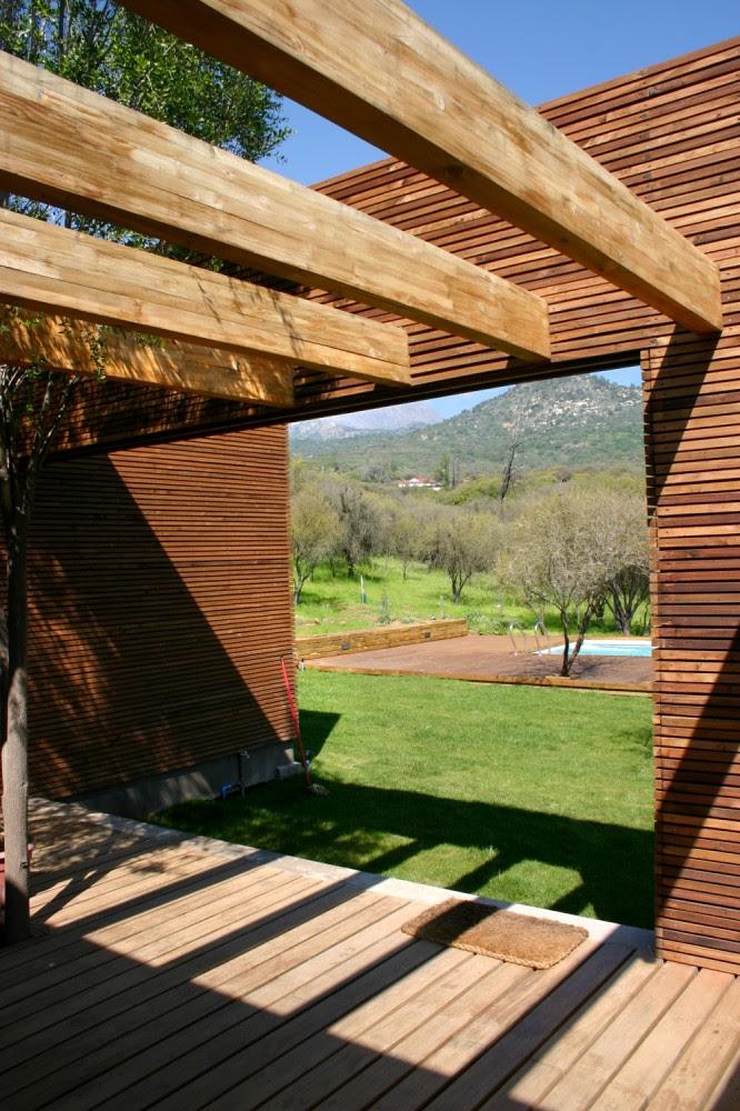 Casa ocoa od3 arquitectos tecno haus - Programa diseno vivienda ...