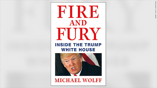 President Trump tries to quash bombshell Michael Wolff book