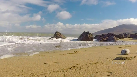 Short clip and timelapse of co. Kerry ireland enjoy