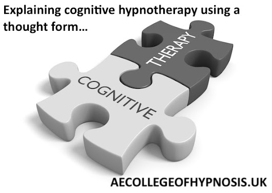 Using a Thought Form to Explain Cognitive Hypnotherapy