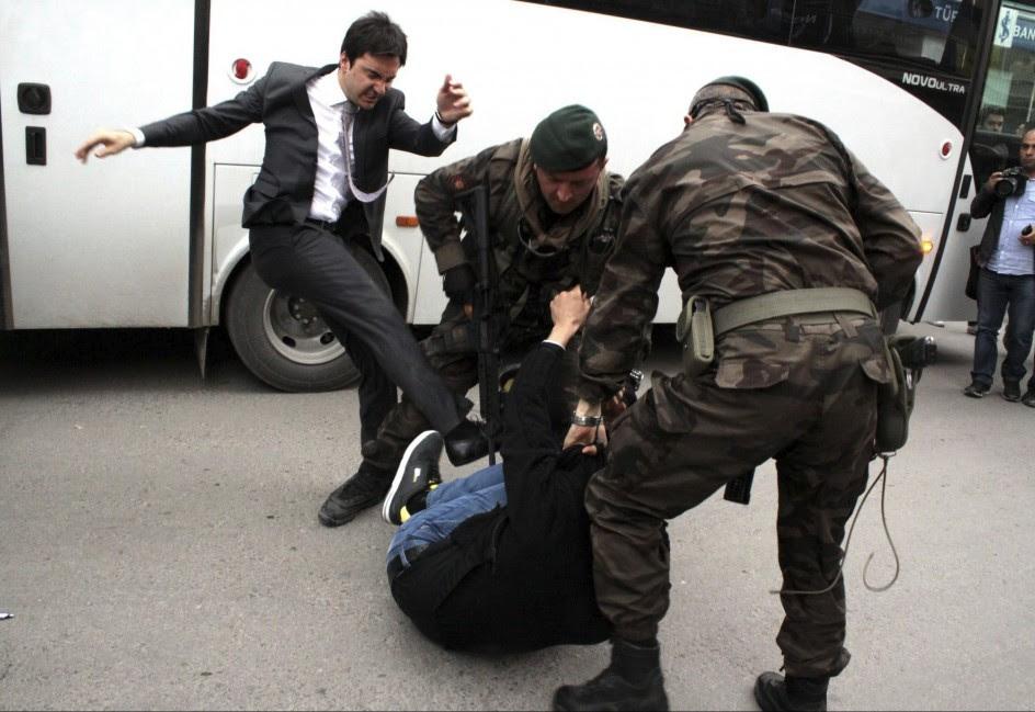 Tensión en Turquía tras el accidente de los mineros