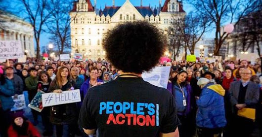 Digital Fundraising Strategist | People's Action