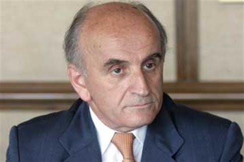 Αποτέλεσμα εικόνας για επίτιμος πρόεδρος του Αρείου Πάγου  Βας. Νικόπουλος