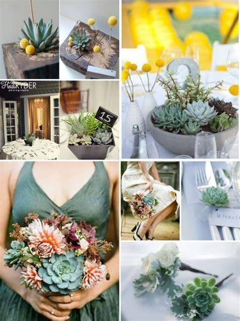 cactus centerpieces   Wedding Inspiration   Pinterest