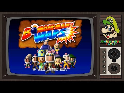 Gameplay - Bomberman Wars