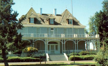 Kearney Mansion Fresno California