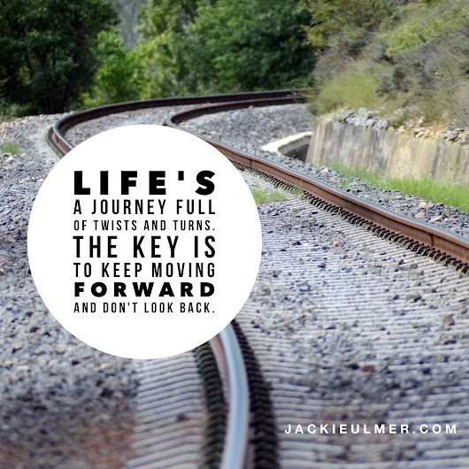 Keep Moving Forward - Jackie Ulmer, Direct Sales and Social Media Trainer