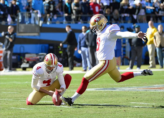 49ers can't use franchise tag on Phil Dawson