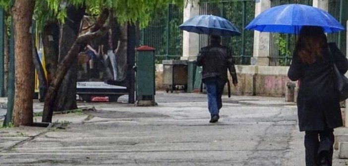 Βροχές και καταιγίδες από την Τετάρτη στην Αιτωλοακαρνανία