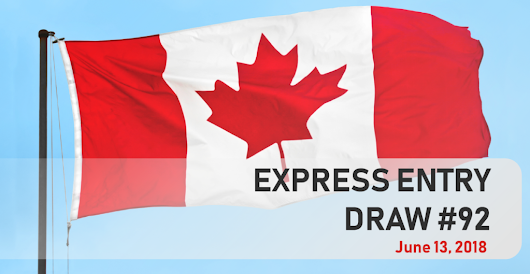 Canada conducts largest Express Entry draw of 2018