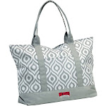 Logo Chair NC State Ikat Tote