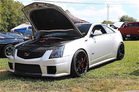 LS Fest Favorites: Bill Stebbins' 2011 Cadillac CTS-V