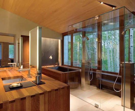 10 Wow-Worthy Walk-In Showers
