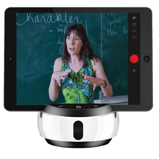 Blended Learning Reaches New Levels with Swivl Robot