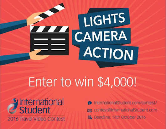 International Student Travel Video Contest
