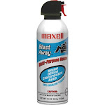 Maxell Ca-3 Blast Away Canned Air 154A