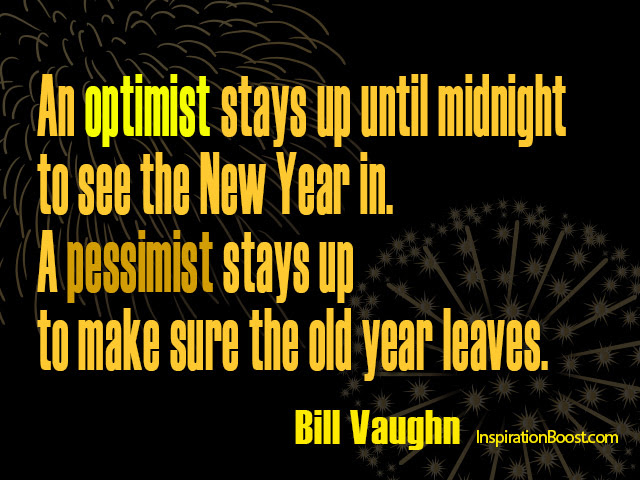 Bill Vaughn New Year Quotes Inspiration Boosthow Baby New Year