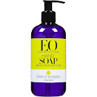 EO Liquid Hand Soap, Lemon & Eucalyptus - 12 fl oz pump bottle