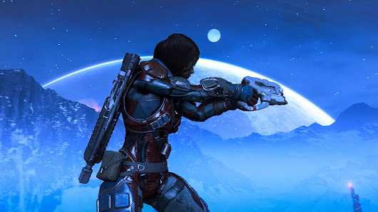 Hands-on gameplay impressions of Mass Effect Andromeda