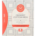 Honest Co Pads, with Wings, Organic, Cotton, Super - 10 pads