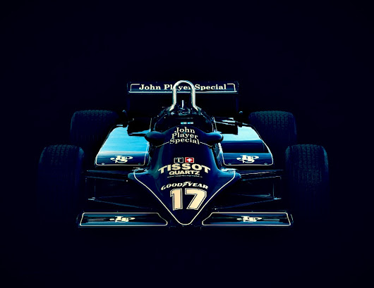 F1 Car for Sale – 1981 Lotus 87B - Retro Race Cars