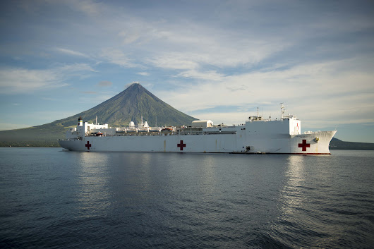 Pacific Partnership 2016 departs the Philippines