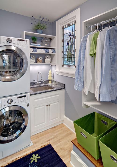 ASID Showcase House Laundry 2012
