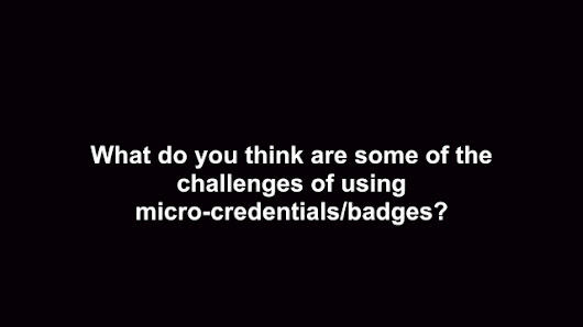 Haven't heard of micro-credentials?