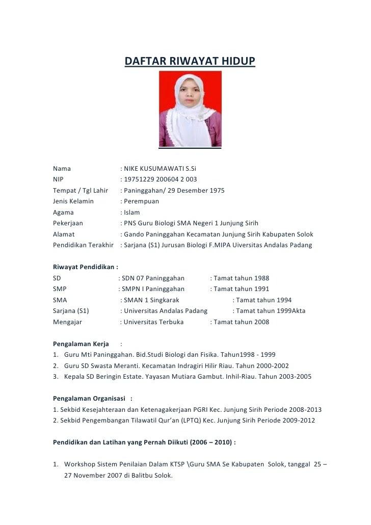Contoh Cv Lamaran Kerja Bidan Pdf Best Resume Examples