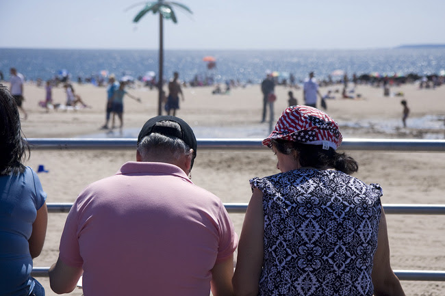 The Boardwalk, Coney Island
